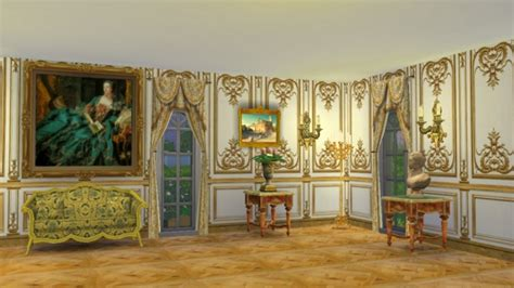 versailles  story wall panel  regal sims sims  updates