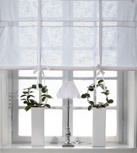 gardinen rollos wohnzimmer weiss raffrollo 120x120cm vorhang raffgardine
