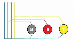 Memasang Lampu Indikator  Led  Dalam Sistem Kontrol Motor 3 Fasa