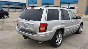 Sell Used 2002 Jeep Grand Cherokee In Woodridge  Illinois