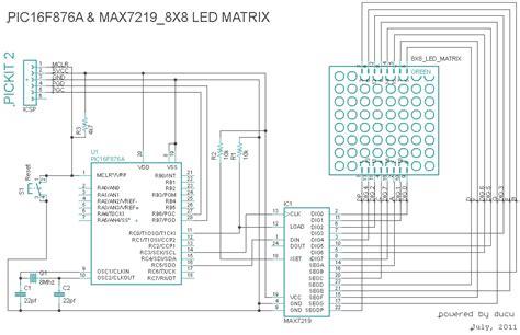 Electronic Experiments Dot Matrix Led Max