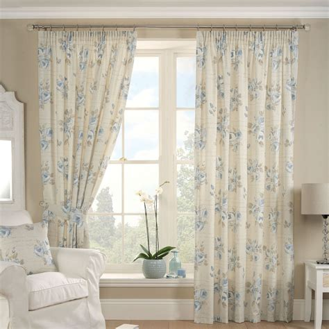 Living Room Curtains Pencil Pleat by Blue Curtain Collection Dunelm Curtains For