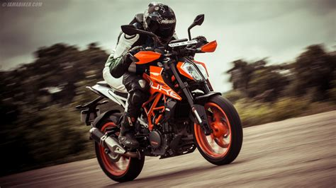 2017 ktm duke 390 detailed review iamabiker everything