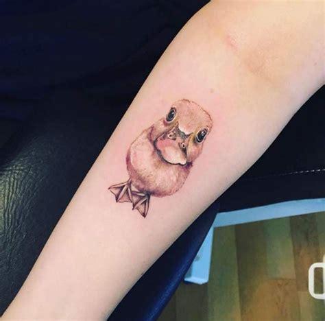 Best 25+ Duck Tattoos Ideas On Pinterest  Cute Animal
