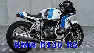 Bmw Cafe Racer Teile : bmw r100 rs cafe racer youtube ~ Jslefanu.com Haus und Dekorationen