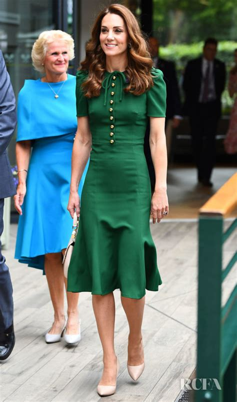 Catherine Duchess Cambridge Was Back Her Favourite