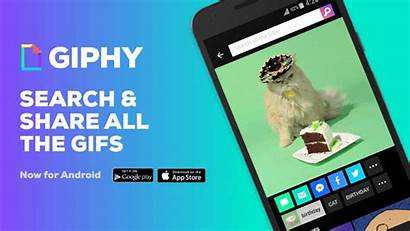 Giphy Android App Gifs Apps Messenger Vox