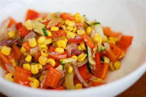 side dished sweet summer roasted vegetables kevin amanda s recipes food travel blog