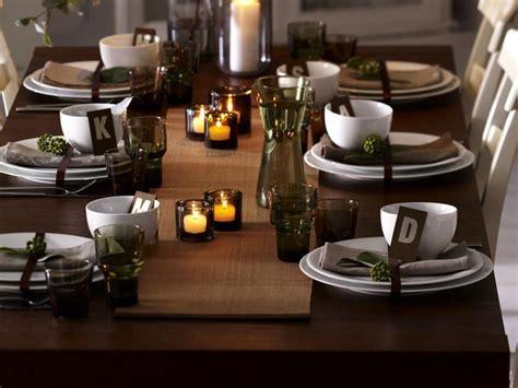 Tischdeko Ideen Selbermachen by Natuerliche Tischdeko Dekoration Tischdeko Tischdeko