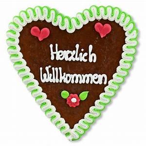 Lebkuchenherzen Selber Machen : lebkuchenherz gro 21cm mit verschiedenen spr chen ~ Frokenaadalensverden.com Haus und Dekorationen