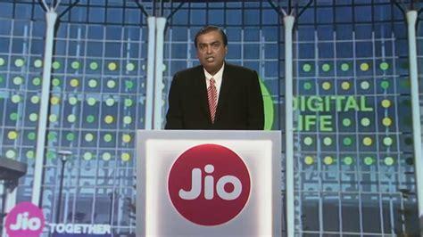 reliance jios audacious plan  disrupt indias internet landscape