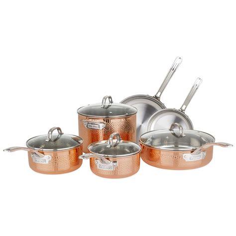 copper core cookware set home gadgets