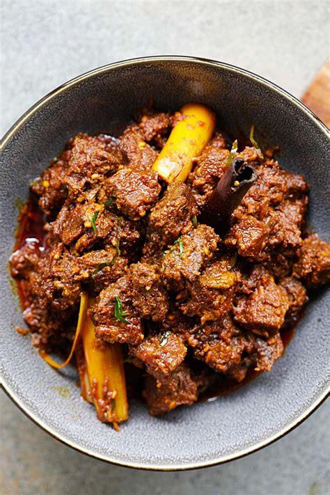 malaysian beef curry recipe coconut milk akzamkowyorg