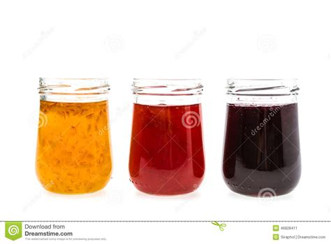 jam jar stock photo image