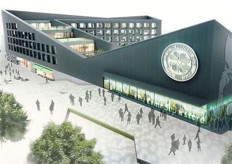 Celtic Unveil Plans For Proposed Hotel And Museum Complex Make Business Card Template Word Lcd Video Wallet Ebay Cards Worcester Uk Visiting Holder Suppliers Square Spot Uv Using Ms Us Size Inches