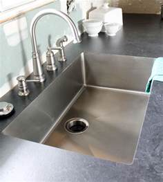 undermount vs overmount bathroom sink the craft patch an undermount sink in laminate countertops