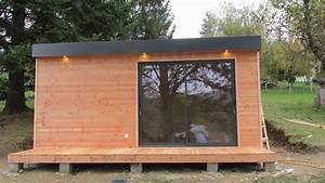 Chalet Habitable Sans Permis De Construire : abri de jardin habitable sans permis de construire ~ Dallasstarsshop.com Idées de Décoration