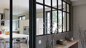 Verrière Intérieure Ikea : beau decoration d interieur salon 4 verriere interieure ~ Melissatoandfro.com Idées de Décoration
