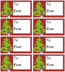 Christmas gift tag templates printable new calendar template site for Free printable christmas gift tags templates