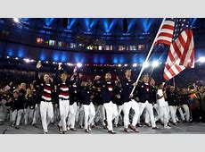 Why The United States Doesn't Dip The Flag At The Olympics