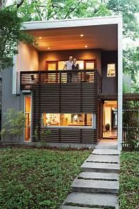 Sustainable Modern House In Louisiana  U S A