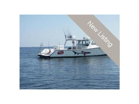 Newton 46 Dive Boat by Newton 46 Dive Boat In Florida Power Boats Used 02995