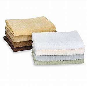 bamboo ribbed santens ribbed bath towel bed bath beyond With bamboo cotton sheets bed bath beyond