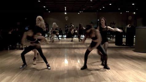 Black Pink Dance Practice Mirrored