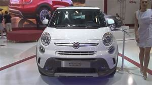 Fiat 500l 1 3 Multijet 85 Hp  2015  Exterior And Interior