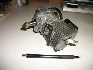 Crankcase Assy Mcculloch Chainsaw Eager Beaver