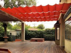best 25 retractable canopy ideas on deck