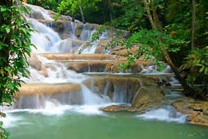 Dunn's River Falls, Jamaica - Amazing Views Jamaica
