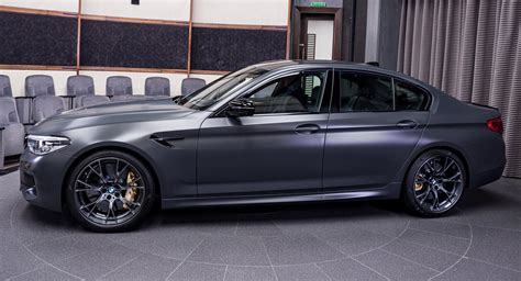 bmw  edition  years jahre   flesh carscoops