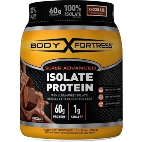 Amazon.com: Body Fortress Super Advanced 100% Protein