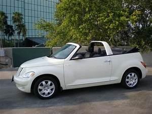 Pt Cruiser Cabrio : chrysler pt cruiser cabriolet dream car white ~ Jslefanu.com Haus und Dekorationen