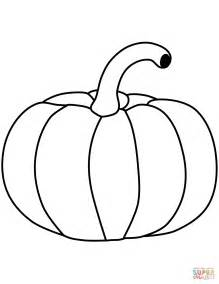 pumpkin coloring page  printable coloring pages