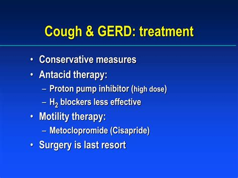 Ppt Chronic Cough Powerpoint Presentation Id172723