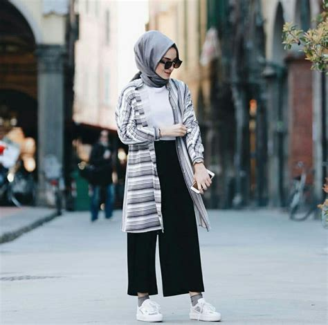 baesta casual hijab outfit ideerna pa pinterest