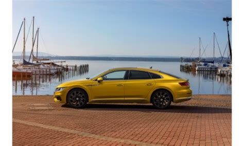 2019 Vw Arteon R-line® Appearance Package Photo Gallery