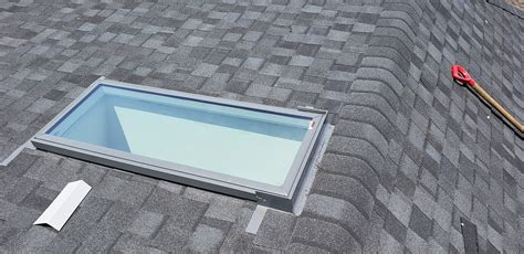 skylight replacement roofing services    roofing