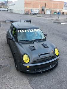 Mini Cooper R53 : battle mini track spec front splitter r53 r52 r50 mini cooper s free battle mini ~ Medecine-chirurgie-esthetiques.com Avis de Voitures