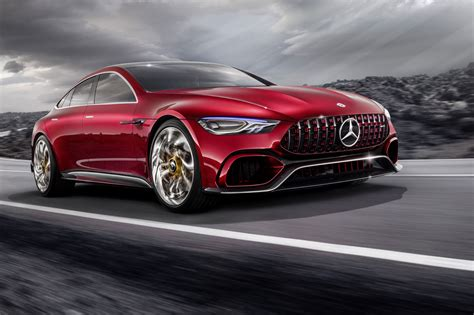 car mercedes mercedes amg gt concept a cross town rival to the porsche