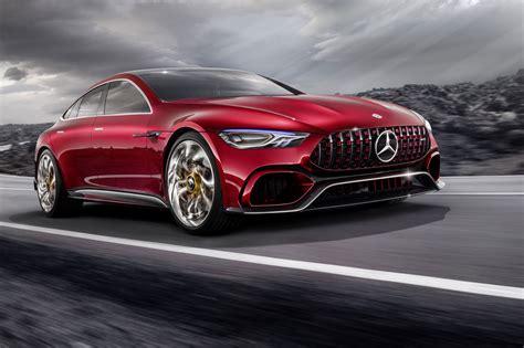 Mercedes Amg Gt Concept A Cross Town Rival To The Porsche