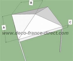 Toile Pour Tonnelle 3x3 : toile pour tonnelle 3x3 ~ Dailycaller-alerts.com Idées de Décoration