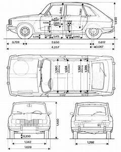 Dimensions Espace 5 : car blueprints renault ~ Medecine-chirurgie-esthetiques.com Avis de Voitures
