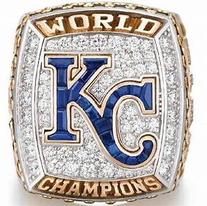 High quality 2016 kansas city royals world series for Wedding rings kansas city