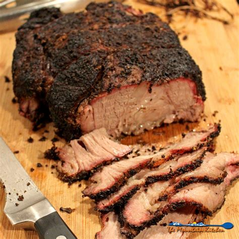chuck tender roast smoked chuck roast a step by step guide the mountain kitchen