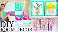 diy teen room decor DIY Tumblr Room Decor for Teens! | Tumblr Style - YouTube
