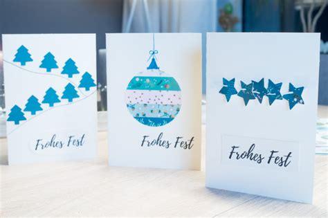 oscar selber gestalten weihnachtskarten selber machen 3 einfache ideen