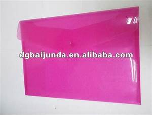 clear pp file folder plastic documents pouch buy With plastic pouches for documents
